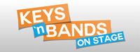 Keys n Bands Logo