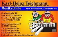 Musikschule Teichmann Logo